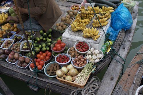 ベトナム、ハロン湾(3)水上生活_d0148902_334697.jpg