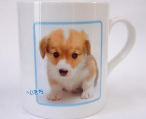 へいきちくん&ねねちゃんマグカップ_d0102523_2129710.jpg