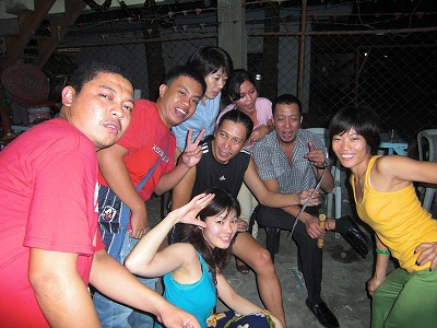 LOOB Xmas Party -Reunion-_d0146933_3344265.jpg