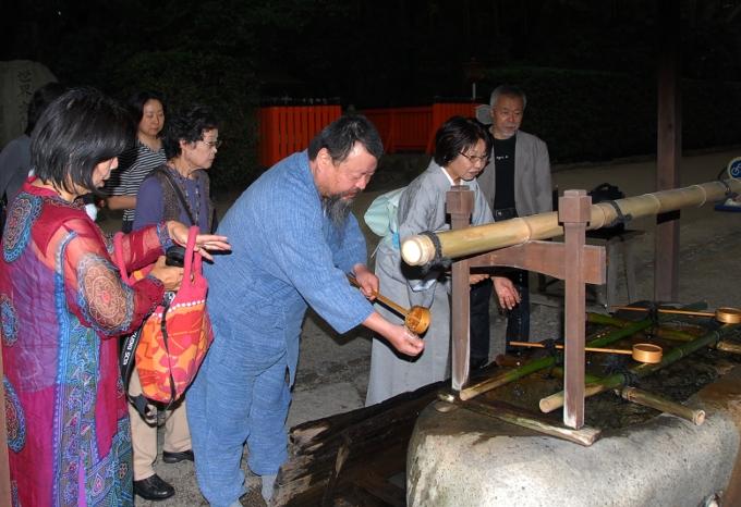 下鴨神社「蛍火の茶会」に参加する会の報告_a0064449_22451385.jpg