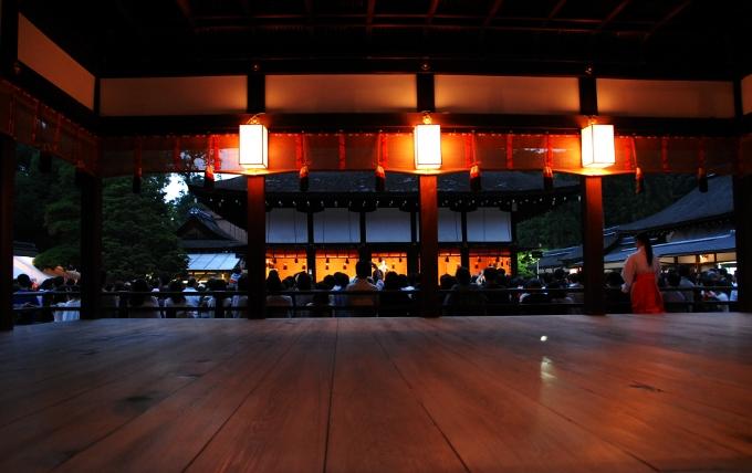 下鴨神社「蛍火の茶会」に参加する会の報告_a0064449_2384054.jpg