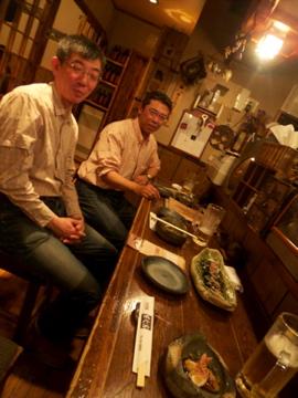 土曜日、東京に戻りました。_c0180686_106187.jpg