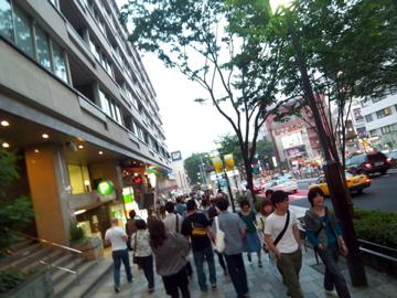 土曜日、東京に戻りました。_c0180686_8585190.jpg