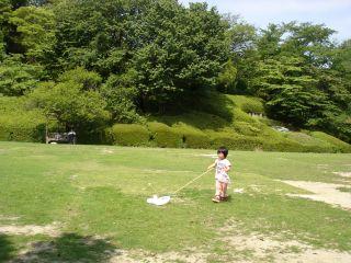 マコと植物公園に行ってきたよ!_e0166301_003290.jpg