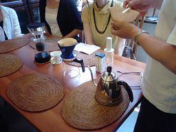 第2回 コーヒー教室開催! 盛況でした。_e0166301_2254191.jpg