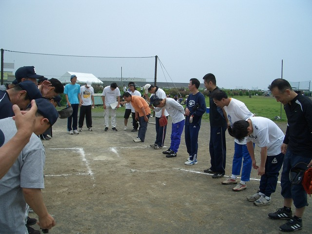 今年も参加!「富士市職員ソフトボール大会」_f0141310_23345371.jpg