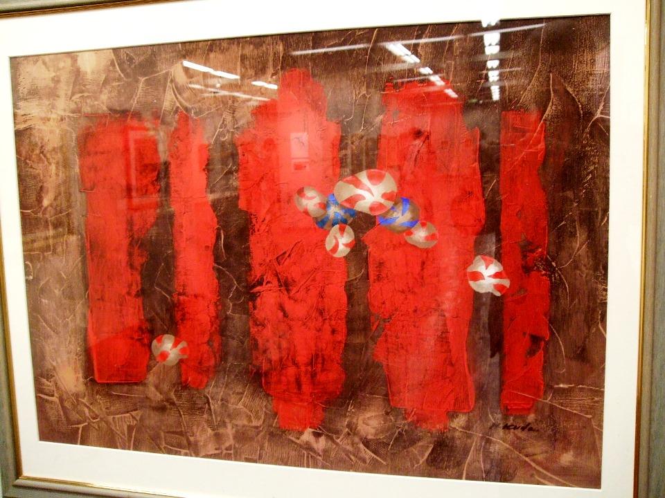 1008) ③小樽・市民ギャラリー 「Wave  11人展」 終了・5月12日(火)~5月17日(日)_f0126829_16335864.jpg