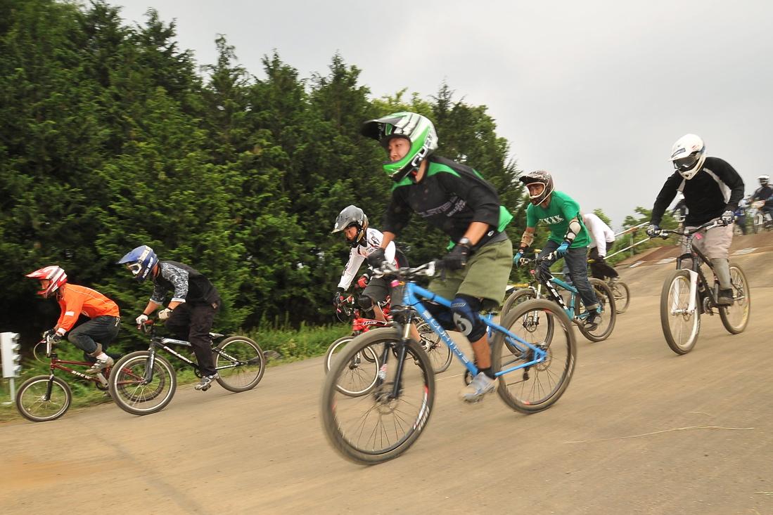 緑山6月コース開放日の風景..._b0065730_22352543.jpg