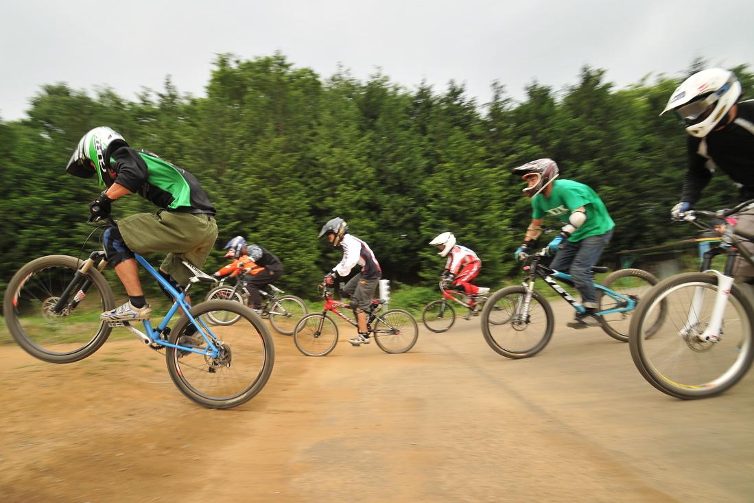 緑山6月コース開放日の風景..._b0065730_22354095.jpg