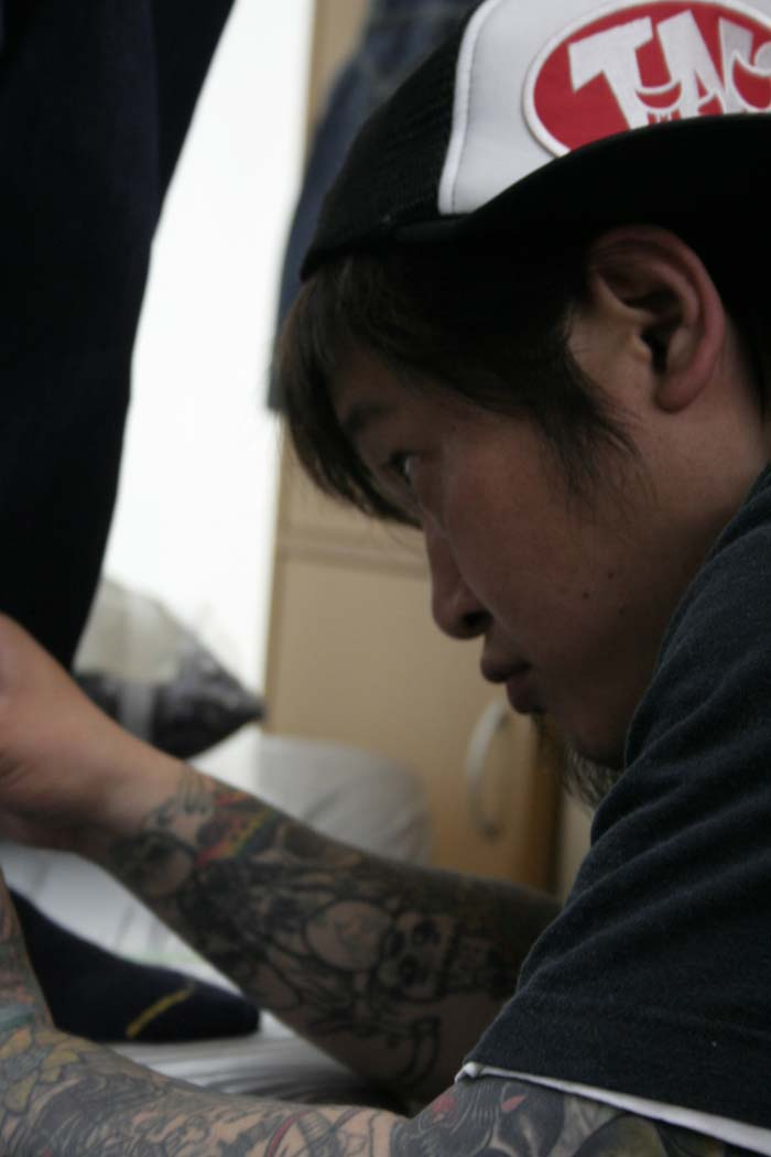 Guest Working 1!☆_c0198582_1772325.jpg