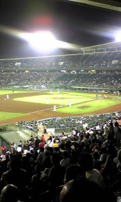 夏だ!ビールだ!野球観戦だ~!!_f0198285_22383229.jpg