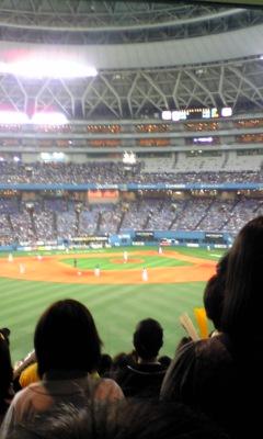 夏だ!ビールだ!野球観戦だ~!!_f0198285_22385882.jpg