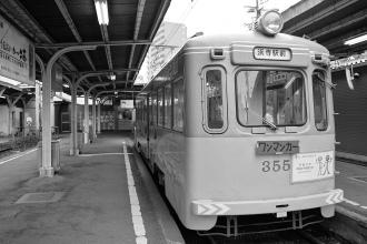 路面電車!_e0015690_21413267.jpg