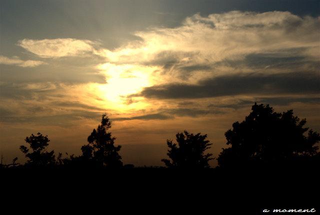 梅雨雲 黄昏_f0147895_0465924.jpg