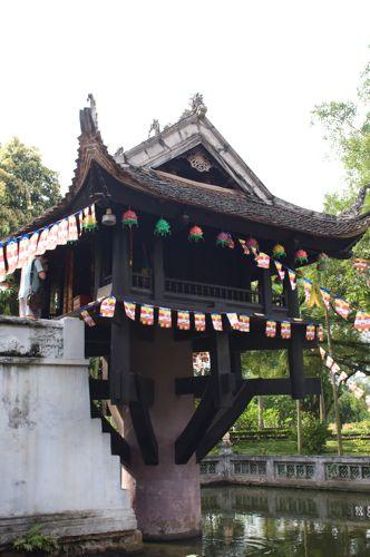 ベトナム,ハノイ、水上人形劇_d0148902_21553987.jpg