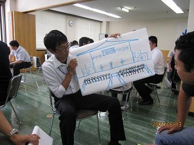 いわてJAYCEEアカデミー第4講座 報告_e0075103_0442095.jpg