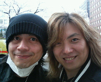 We are infix 仍世&晃「ホモと呼ばれても」♪_b0183113_0465032.jpg