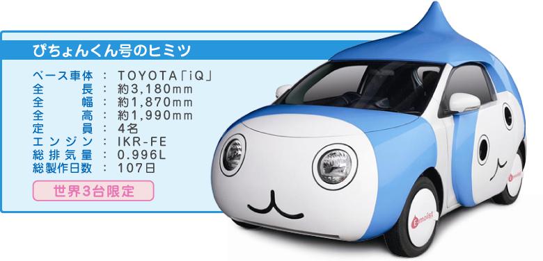 ●世界に3台しか居ない「ぴちょんくん号」を広島で目撃!_a0033733_15165235.jpg