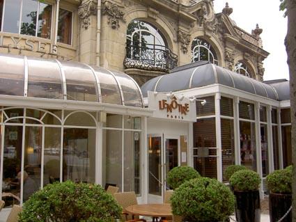 Paris シャンゼリゼ ルノートルのお菓子レッスン_b0125541_5172415.jpg