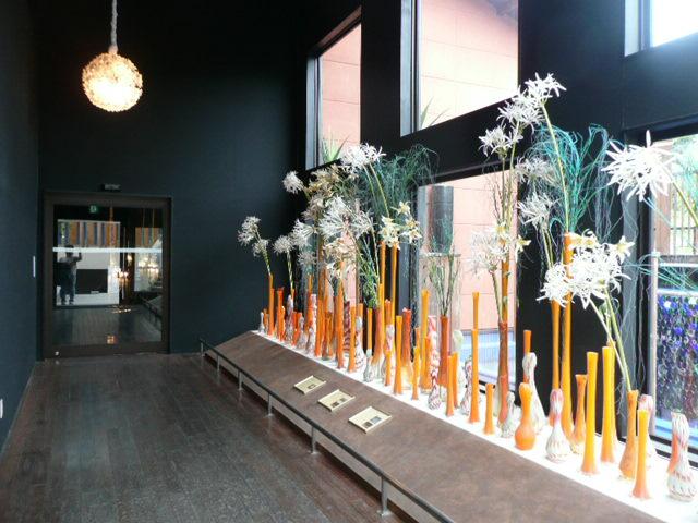 ガラスミュージアムへ行きました♪_f0099147_1213193.jpg