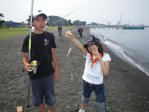 宮谷小学校 タコが良く釣れました。_f0175450_10142777.jpg