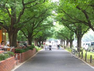 帰国最後の日は東京で。_c0180686_10452366.jpg