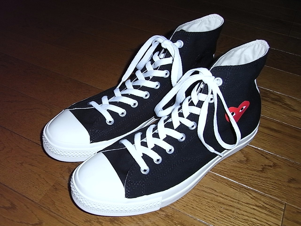 PLAY COMME des GARCONS x CONVERSE ALL STAR_f0010106_23541539.jpg