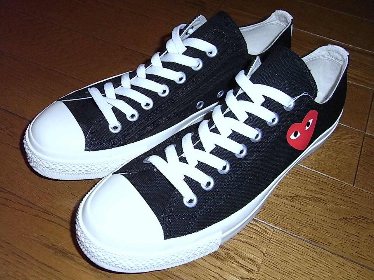 PLAY COMME des GARCONS x CONVERSE ALL STAR_f0010106_2354546.jpg