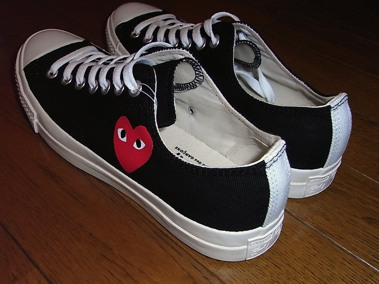 PLAY COMME des GARCONS x CONVERSE ALL STAR_f0010106_2355273.jpg