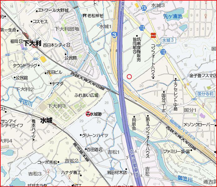 太宰府 水城跡_a0042310_14365953.jpg