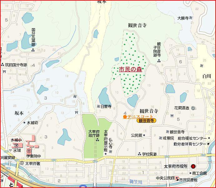太宰府 市民の森_a0042310_1446516.jpg