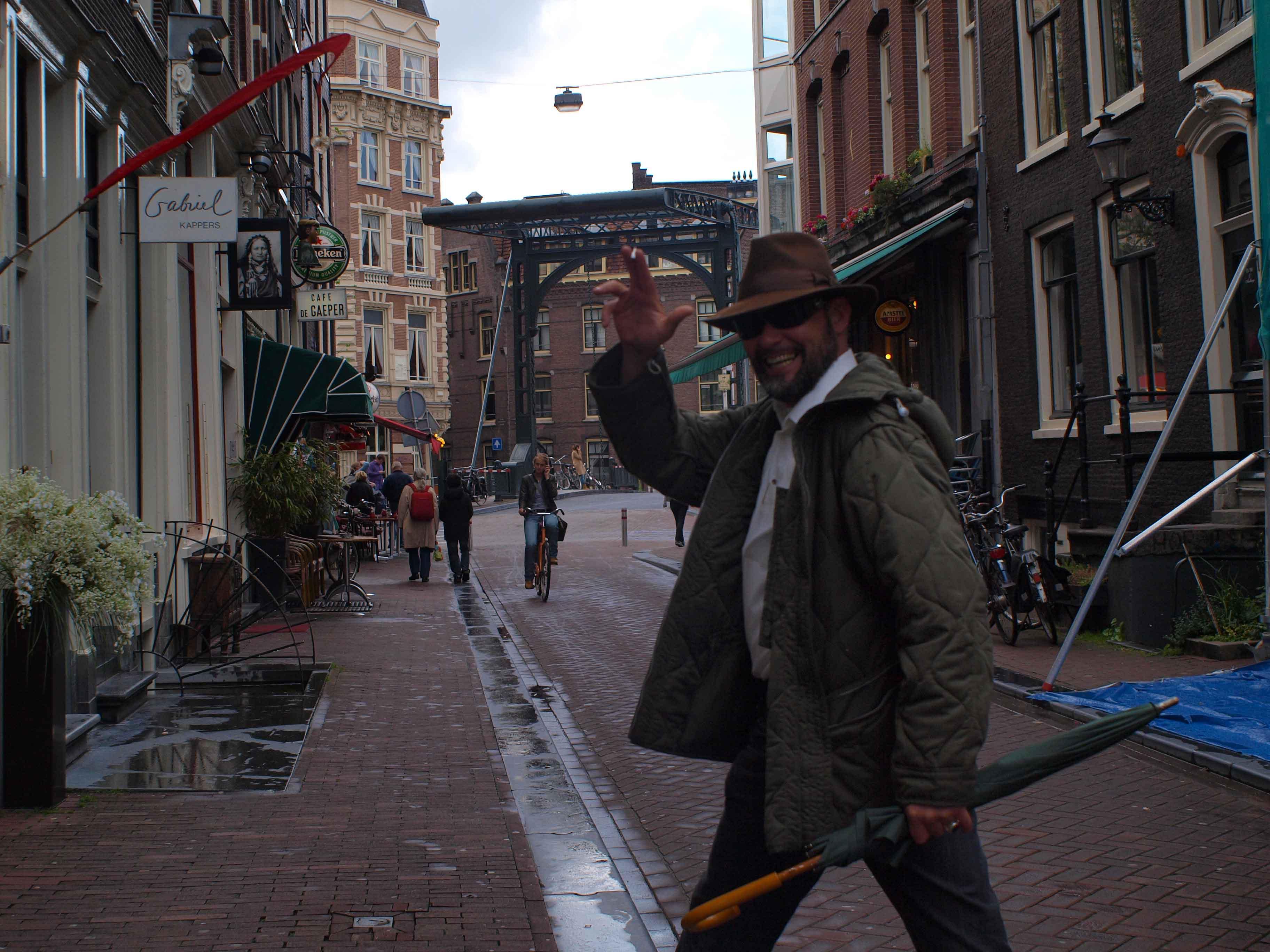 【アムステルダム】 ある男_b0148617_024411.jpg