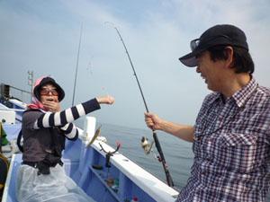 きす釣りイン三崎_c0161724_7521316.jpg