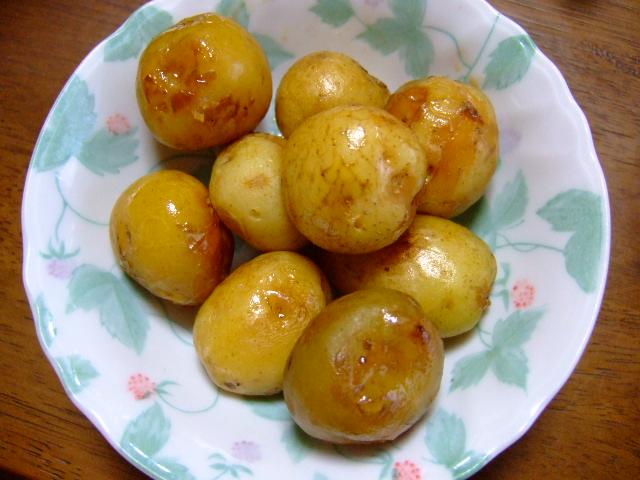 ジャガイモの収穫......大豊作!_b0137932_18243887.jpg