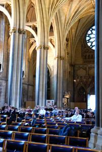 <Part 1> ブリストル大聖堂コンサート (到着~リハーサルまで)_e0030586_0235112.jpg