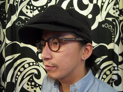 スナッグオリジナルでメガネ♪作っちゃいました!_d0121303_15102528.jpg