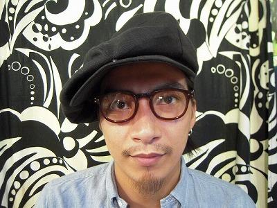スナッグオリジナルでメガネ♪作っちゃいました!_d0121303_1510682.jpg
