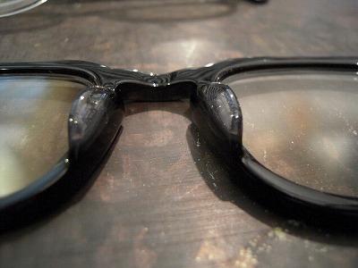スナッグオリジナルでメガネ♪作っちゃいました!_d0121303_1563550.jpg
