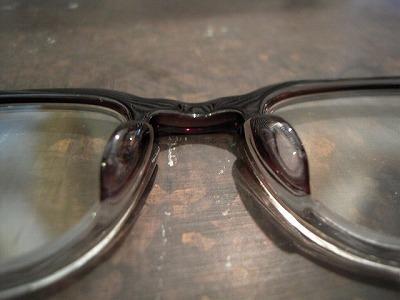 スナッグオリジナルでメガネ♪作っちゃいました!_d0121303_1565491.jpg