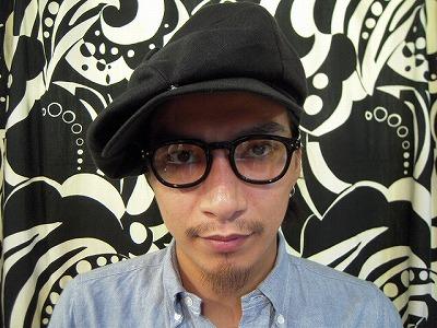 スナッグオリジナルでメガネ♪作っちゃいました!_d0121303_1592623.jpg
