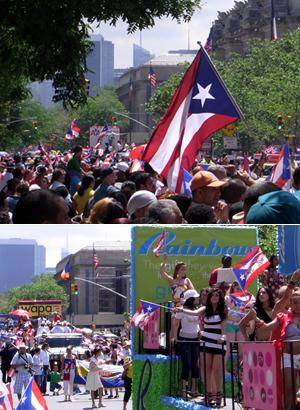 NYのプエルトリカンデー・パレード Puerto Rican Day Parade_b0007805_11162557.jpg