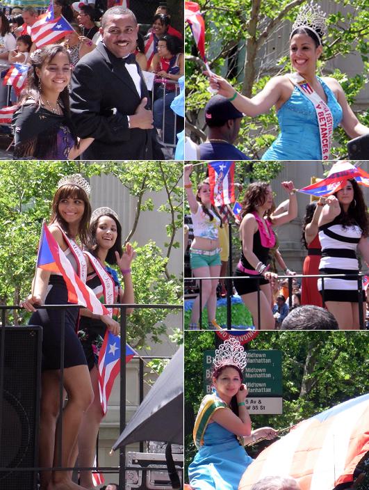 NYのプエルトリカンデー・パレード Puerto Rican Day Parade_b0007805_11174449.jpg