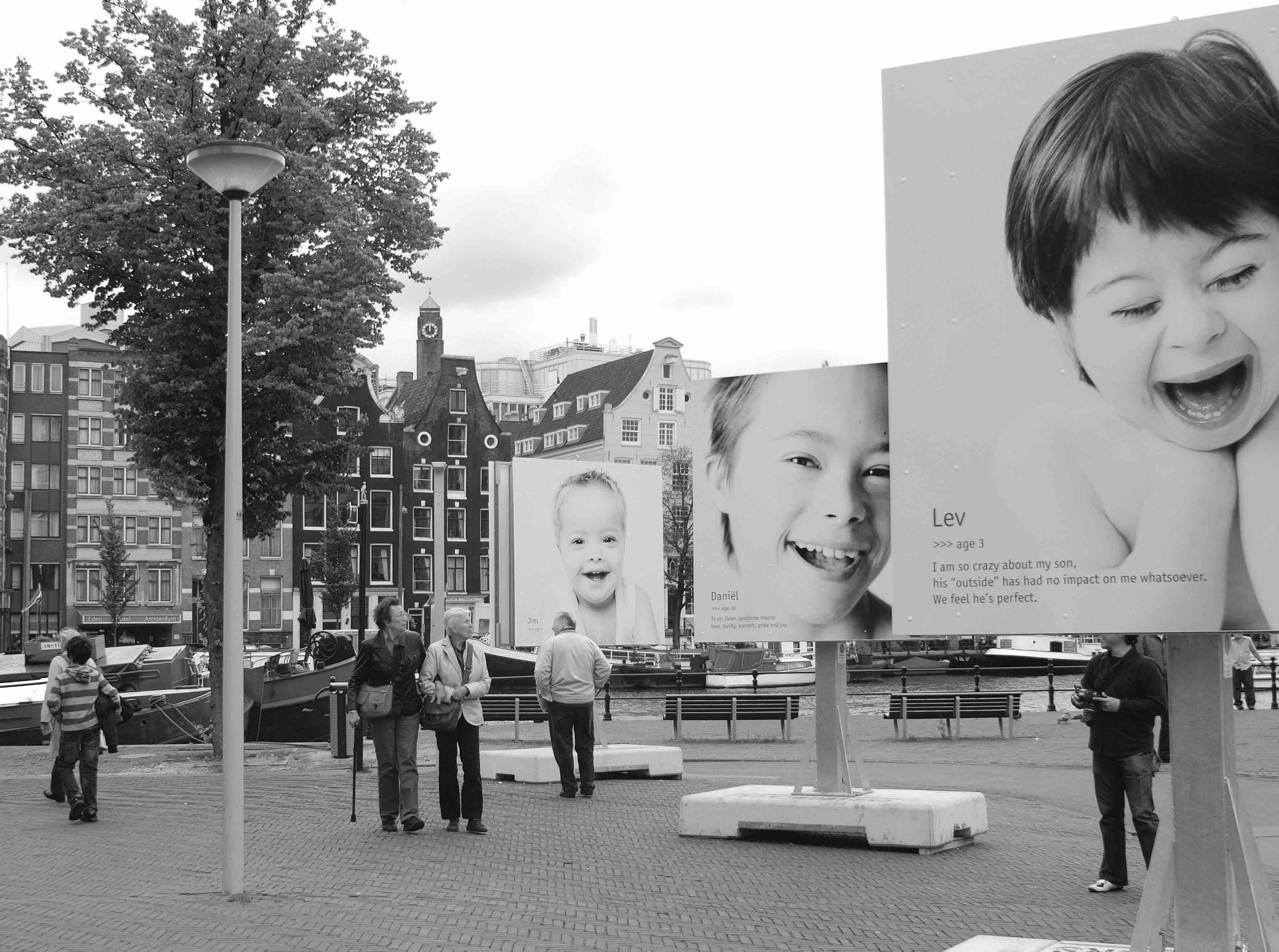【アムステルダム】 人生かくも麗しく_b0148617_16403913.jpg