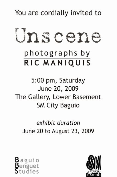 """Unscene"" - Photographs by Ric Maniquis_a0109542_12462531.jpg"