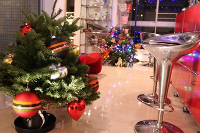 クリスマス狂い☆_f0196753_1963499.jpg