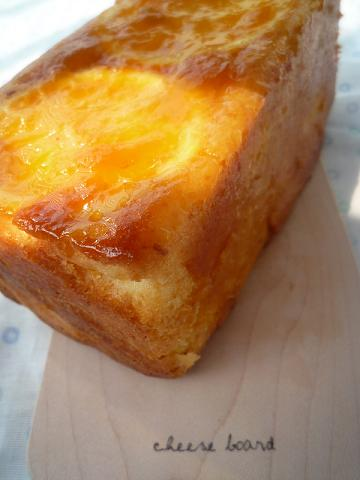 オレンジのパウンドケーキ。_f0193555_18261640.jpg