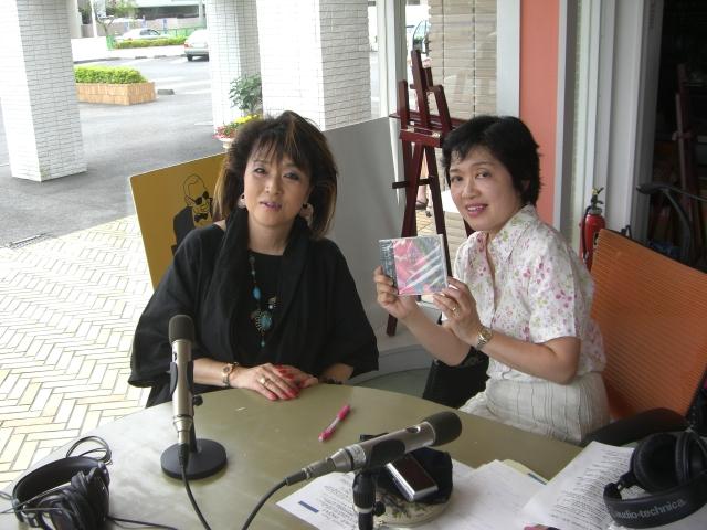 葉山FM生放送出演~~☆_d0103296_09387.jpg