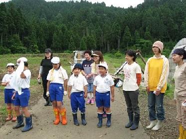 6月11日、今日は武生西小学校と一般のオーナーさん_e0061225_11301217.jpg