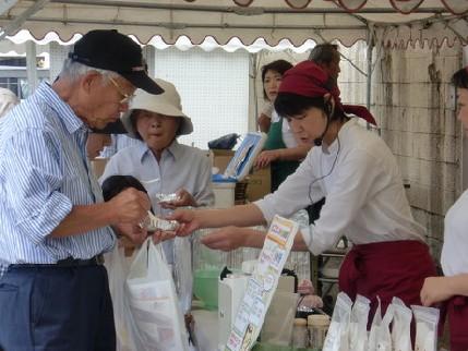 6月13日~14日「越前市食育フェア」が開催されました。_e0061225_8422740.jpg