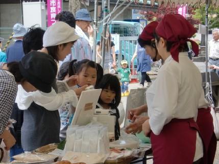 6月13日~14日「越前市食育フェア」が開催されました。_e0061225_843195.jpg